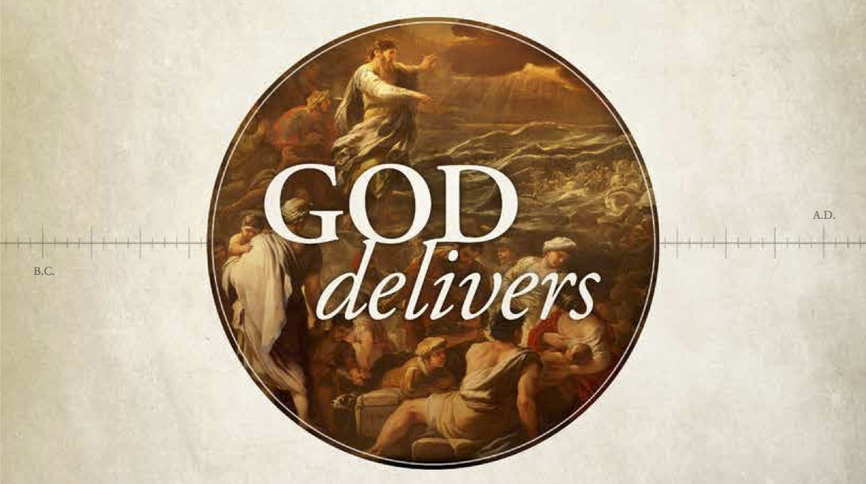 God Delivers: Atonement Sacrifices - Part 1