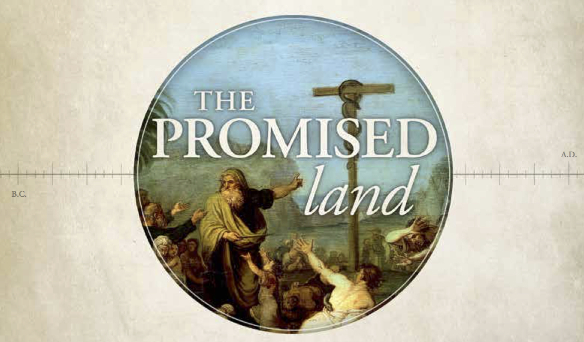 Promised Land:  The God of Unusual Victories